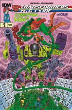 Sneak Peek - Transformers vs. G.I. Joe #2