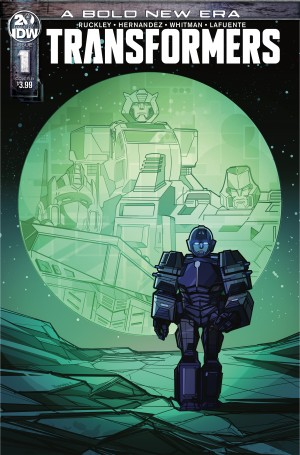 Transformers News: IDW Transformers #1 Review