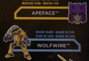 #BotCon2016  Confirmation and First Look at Transformers Titans Return Wolfwire and Highbrow