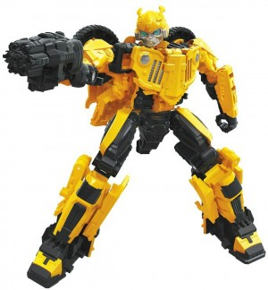 Transformers News: Transformers Studio Series SS-57 Deluxe Class Offroad Bumblebee Video Review
