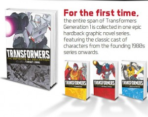 Transformers: The Definitive G1 Comics Collection Subscription