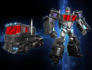 Transformers News: Nemesis Prime Now Available on Transformers Forged to Fight