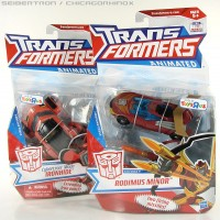 Transformers News: Seibertron.com's eBay Items: TFA Rodimus, Ironhide, Club Punch, G2 Dreadwing, G1 Seekers, & more!