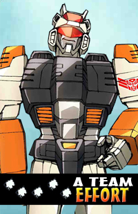 "Transformers News: New TCC Prose ""A Team Effort"" (a Transformers: Wings Universe story)"