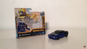 Video Review of Transformers Bumblebee Movie Energon Igniter Dropkick