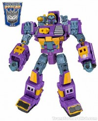 Transformers News: Botcon 2013 Machine Wars Strika Revealed