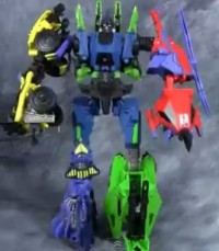 Transformers Generations: Fall of Cybertron Retail Combaticons Video Review