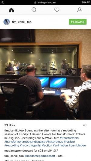 Transformers: Robots In Disguise: Season 4 in the Works, Ian James Corlett Joins Cast, Frank Welker