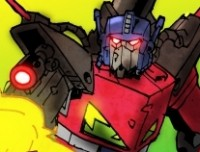 "Transformers News: Transformers Mosaic: ""Irresistible Force"""