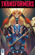 IDW Transformers: Till All Are One #9 iTunes Preview