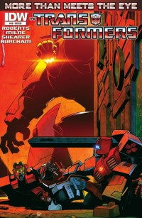 Transformers News: Transformers: More Than Meets The Eye #18 Review