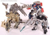 New Toy Galleries: Screen Battles Optimus Prime and Megatron
