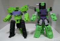 New Images of TFclub Devastator - Hook and Scavenger