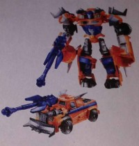 Transformers News: Transformers Prime Beast Hunters Cyberverse Commander Huffer Revealed
