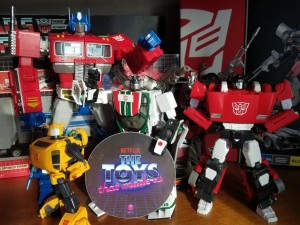 Transformers News: Seibertron.com Watches Netflix The Toys That Made Us Transformers Episode #TTTMU