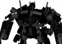 Transformers News: Japan Lawson Exclusive Black Optimus Prime Figure