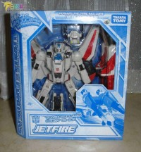 Transformers News: In-Hand Images: Cybertron Con 2013 Henkei Jetfire Exclusive