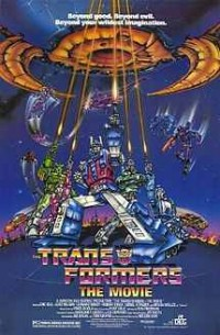 Transformers News: Reconstructed Deleted Scenes from The Transformers: The Movie