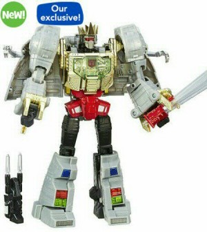 Masterpiece Grimlock Available On TRU.com, Priced At $79.99