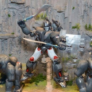 Takara Tomy Transformers Masterpiece MP-32 Beast Convoy at Tokyo Toy Show