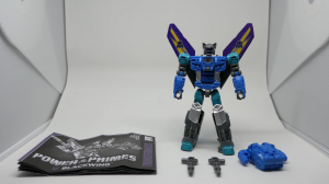 Transformers News: Video Review of Transformers Power of the Primes Blackwing