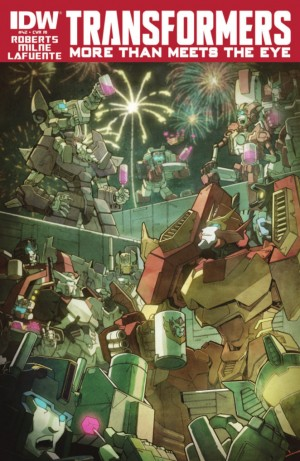 Transformers News: IDW Transformers: More Than Meets the Eye #42 Full Preview