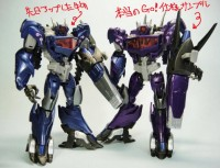 Transformers News: Updated Images: Takara Tomy Transformers Go! Voyager Class Shockwave