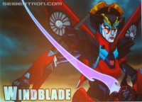 Transformers News: SDCC 2013 Coverage: First Look at Transformers Fan Built Bot Windblade