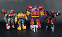 Transformers News: New BotCon 2010 Galleries: Spark, Rapido, Streetstar, Turbomaster and SG Ravage