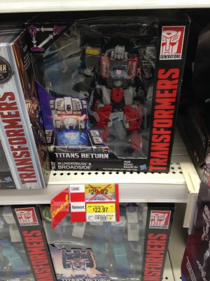 Rollback on Transformers Prices at Walmarts in Canada and the US