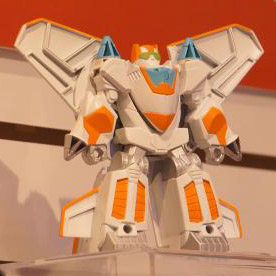 Transformers News: Toy Fair 2014 Coverage - Rescue Bots and Mr. Potato Head