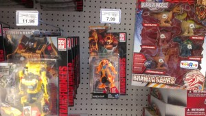 Rundown of New Transformers Releases at Canadian Retail