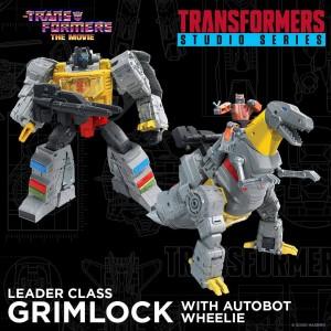 Transformers Studio Series 86 Scourge, Kup, Grimlock and Blurr Revealed along with Devastator Boxset