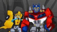 Transformers News: Transformers: Rescue Bots Season Finale Promo Clip
