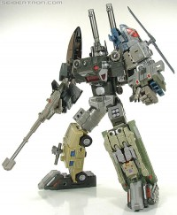 Transformers News: ROBOTKINGDOM .COM Newsletter #1125 - Fansproject Crossfire 02 available now!