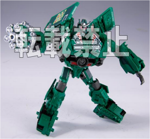 Transformers News: In-Hand Images - Takara Tomy Transformers: Lost Age Advanced Line