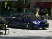 Transformers News: Clarification on the Identity of the Mercedes E550