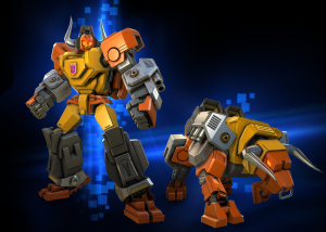 Transformers News: G1 Tantrum Comes to Transformers: Forged to Fight