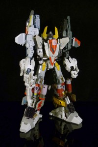 """TFSource / Fansproject Exclusive: Aerial Appendage Kit """"Snowman"""" version"""