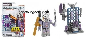 Transformers News: Hasbro Transformers Kreon Customizers Wave 2 Images