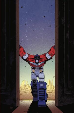 IDW April Transformers Solicitations