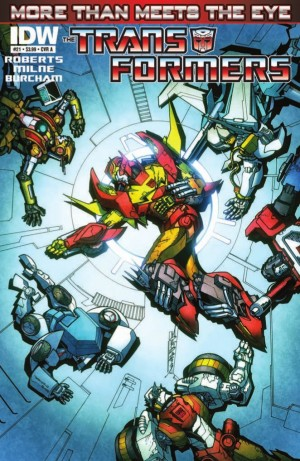 Transformers News: IDW Transformers: More than Meets the Eye #21 Preview