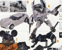 Transformers News: Hyper Hobby Magazine - October Issue Scans