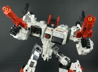 Transformers News: New Galleries: SDCC 2013 Metroplex and Scamper
