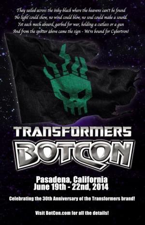 Transformers News: BotCon 2014 TCC Club Comic Information: Transmutate, Protoform X