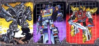 Transformers News: Additional Breygent Marketing Transformers Card Samples