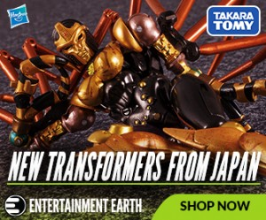 Transformers News: Entertainment Earth Sponsor News: New Transformers and Marvel Legends!