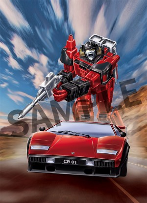 Transformers Masterpiece MP-39+ Spinout Bio and Packaging Art Work Published