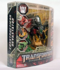 Legends Devastator, Kabaya TFs, and Buster Prime / Jetfire giftset in-stock at YaHobby.com