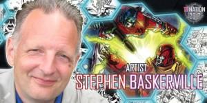Artist Stephen Baskerville to Attend TFNation 2017
